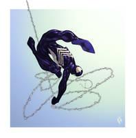 Spider-Man Back in Black by spidermanfan2099