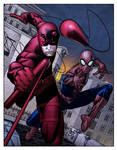 Daredevil and Spidey