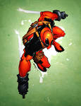 Deadpool by Rantz