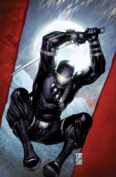 SnakeEyes 3 Cover B