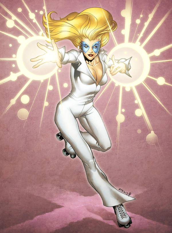 Dazzler by spidermanfan2099