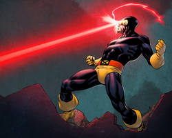 Cyclops by spidermanfan2099