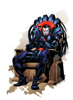 Mr Sinister by spidermanfan2099