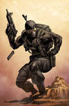 Commando Snake Eyes