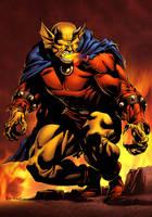 Etrigan The Demon by spidermanfan2099