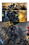 Snake Eyes Storm Shadow 14 page 16