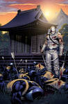 Snake Eyes Storm Shadow 21 cover