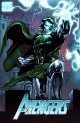 Dr Doom by spidermanfan2099