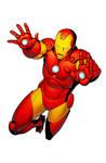 Iron Man Package Art