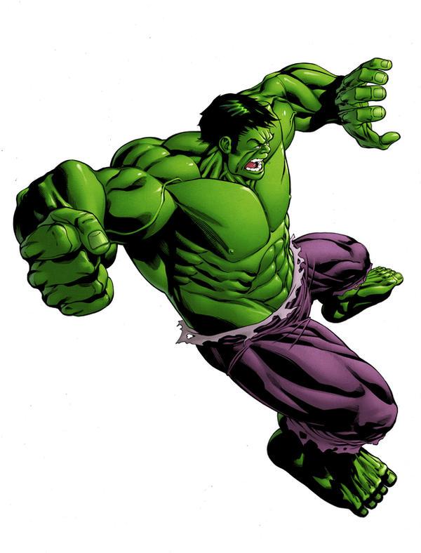 Hulk Art Images Hulk Package Art by