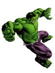 Hulk Package Art