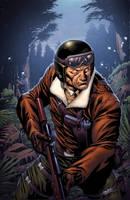 G.I.Joe 21 cover by spidermanfan2099