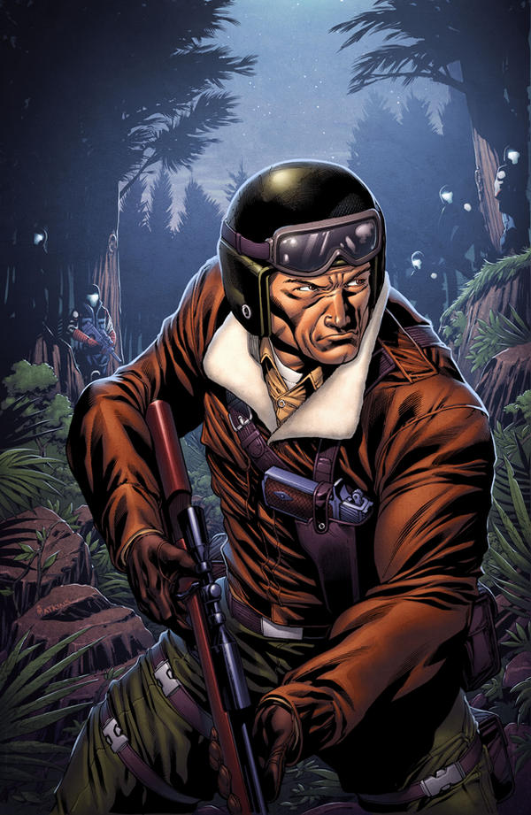GIJoe 21 Cover By Spidermanfan2099