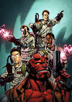 Hellboy and The Ghostbusters