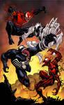 Symbiote showdown