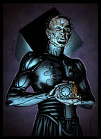 Pinhead by spidermanfan2099