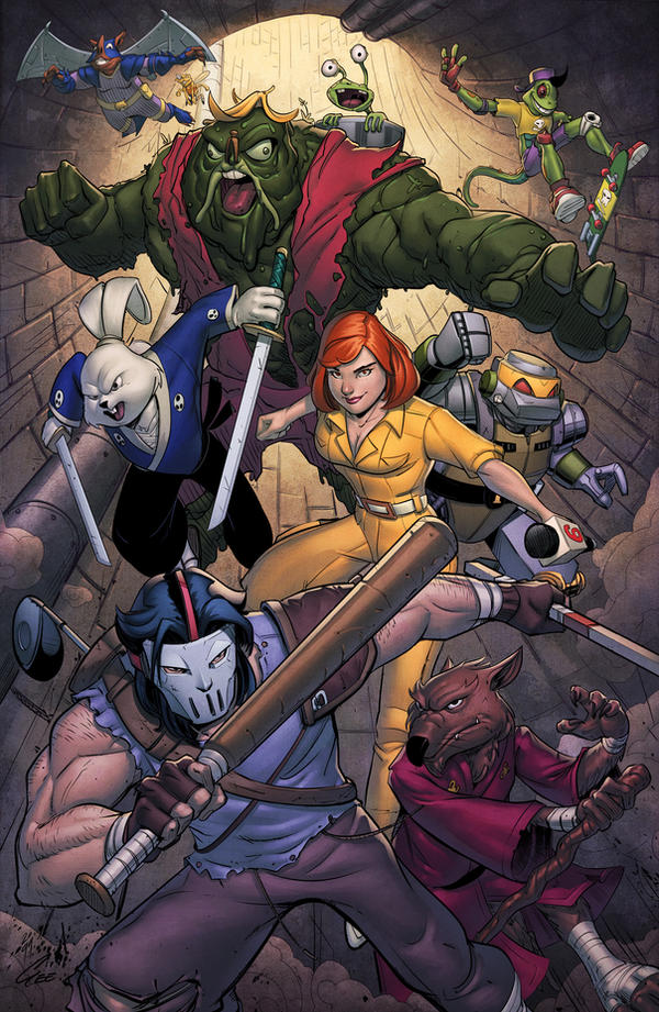 TMNT others by spidermanfan2099