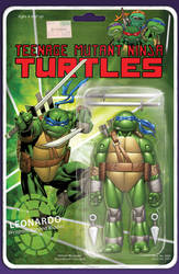 TMNT #52 Blindbox exclusive by spidermanfan2099