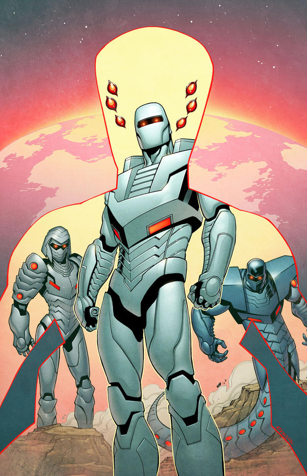 ROM #11 cover by spidermanfan2099