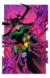 Mister Miracle vs Hela