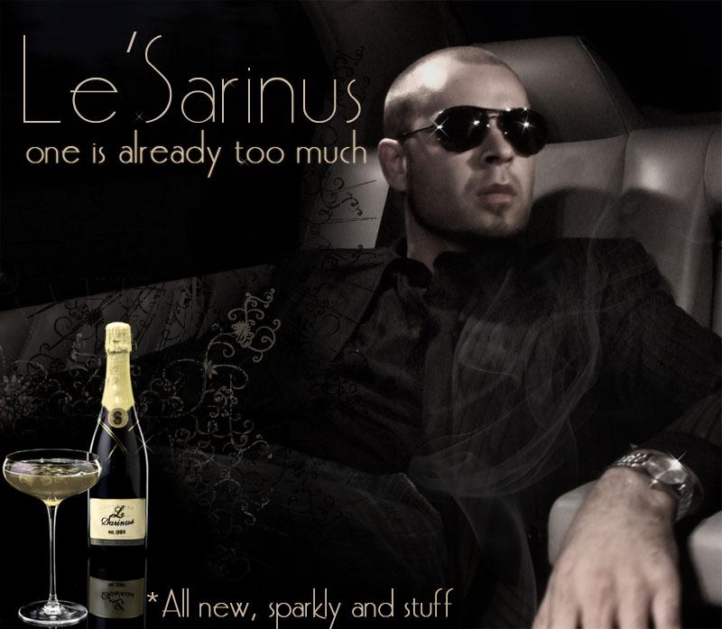sarinus's Profile Picture
