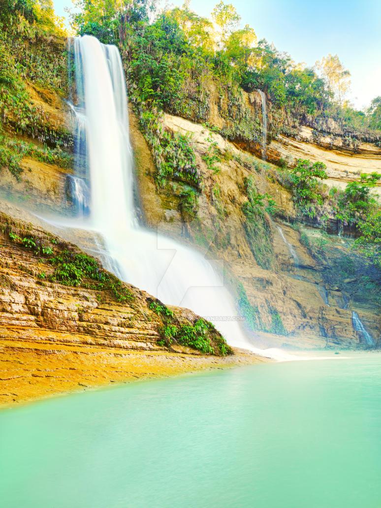 Waterfall by MotHaiBaPhoto