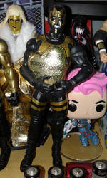Golden heart for Goldust by teamspike1