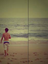 To The Sea I by JefersonR