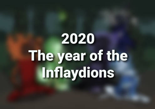 2020 5th year | THE YEAR OF THE INFLAYDION