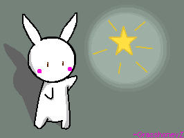 Shiney Star by GrasshoneyZ