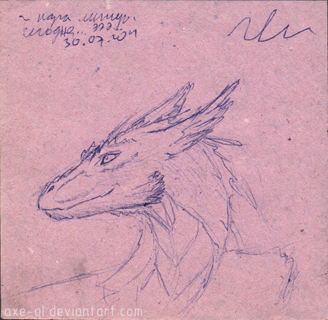 30.07.11 sketch by axe-ql
