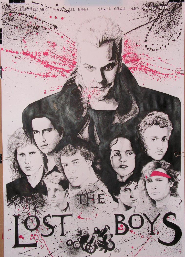 Lost Boys Dog Name