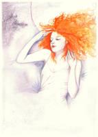 .:Her morning elegance:. by panijeziora