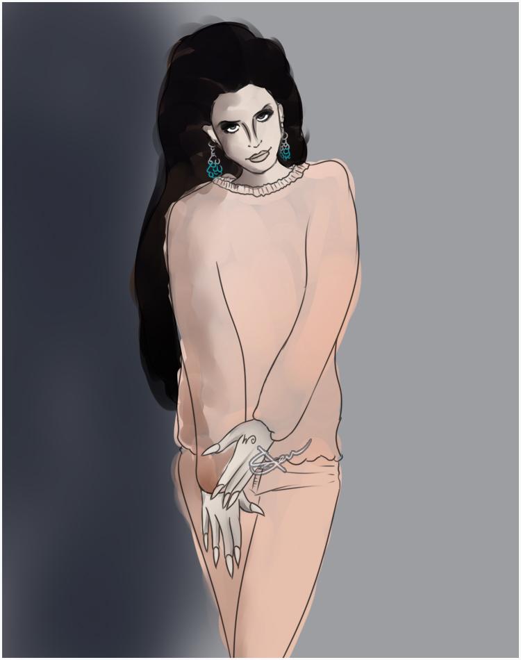 Lana HM by BlackBodyElectric