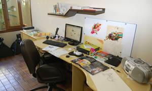 June Workspace