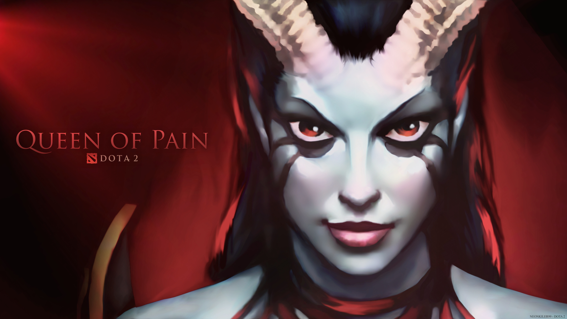 Queen of Pain Wallpaper Request