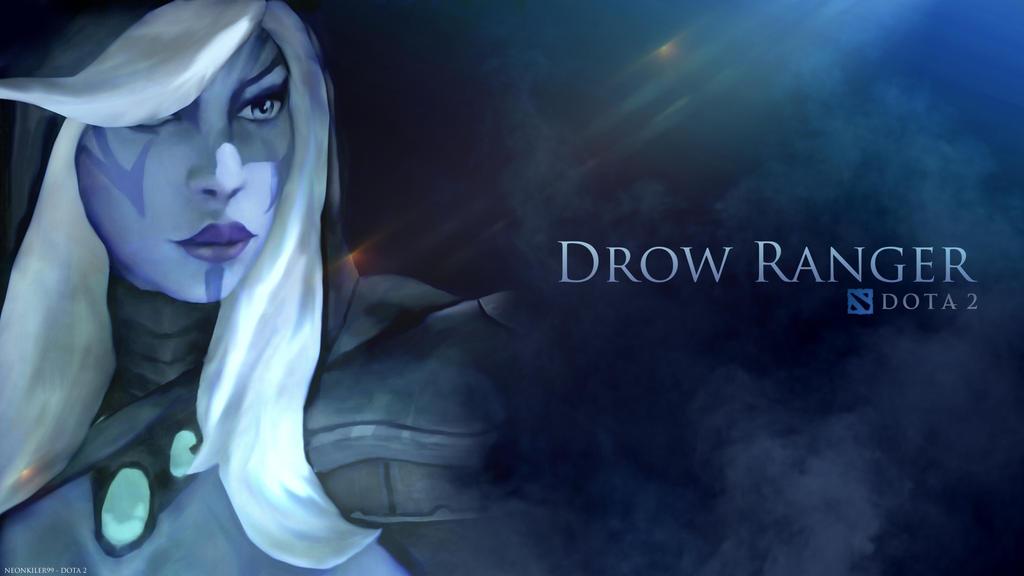 Drow ranger pro games online