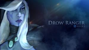 Traxex - The Drow Ranger / DOTA 2