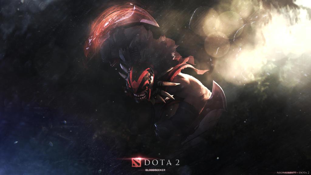 Strygwyr - The Bloodseeker / DOTA 2 by neonkiler99 on ...