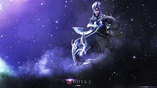 [Re-Work] Luna Moonfang - The Moon Rider / DOTA 2