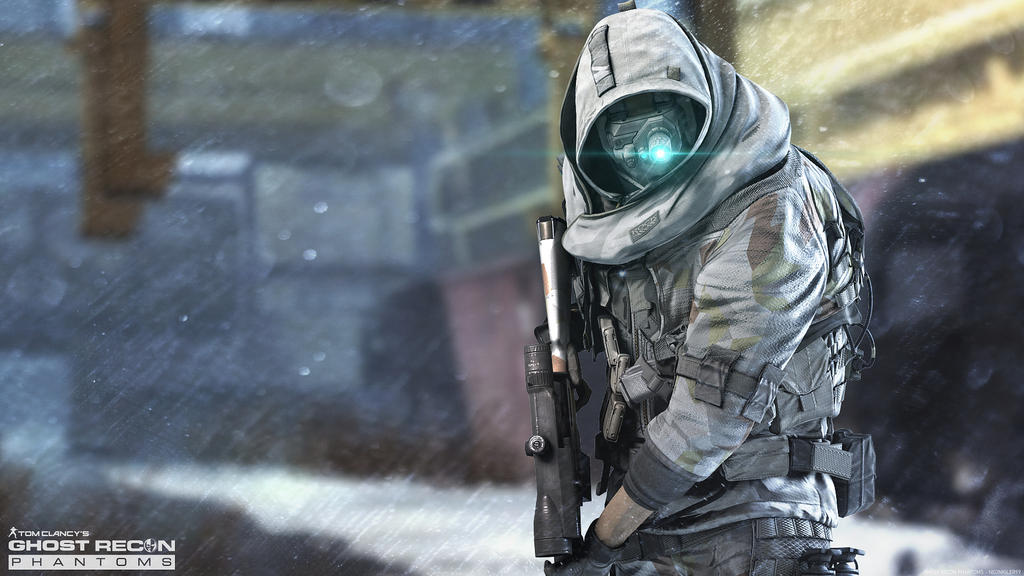Tom Clancy's Ghost Recon Phantoms - Recon APack by ...