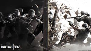 Tom Clancy's Rainbow Six Siege Wallpaper