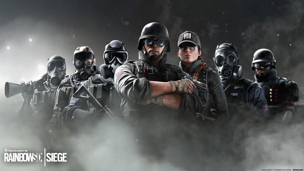 Tom Clancy's Rainbow Six: Siege - The Operators
