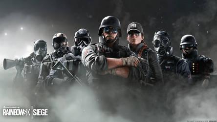 Tom Clancy's Rainbow Six: Siege - The Operators by neonkiler99
