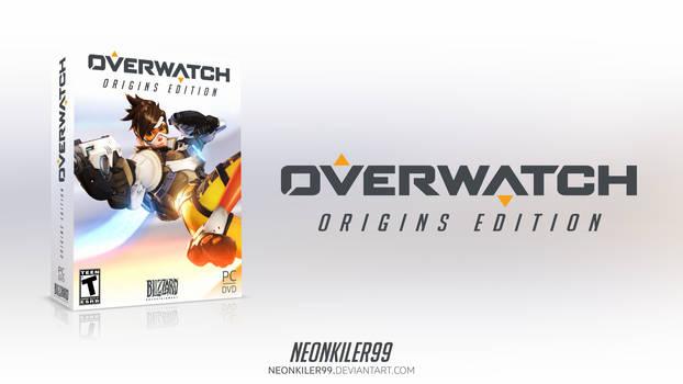 Overwatch Origins Edition Cover Box