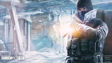 Rainbow 6 Siege - JTF2 Frost