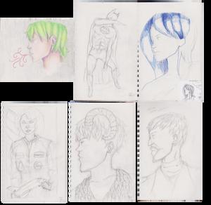 Sketch Dump 3.27