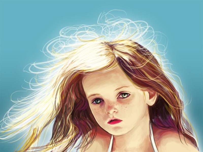 [En Cours] Commande pour une petite fille Little_girl_by_Cedecode