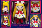 Doll- Super Sailor Moon FOR SALE