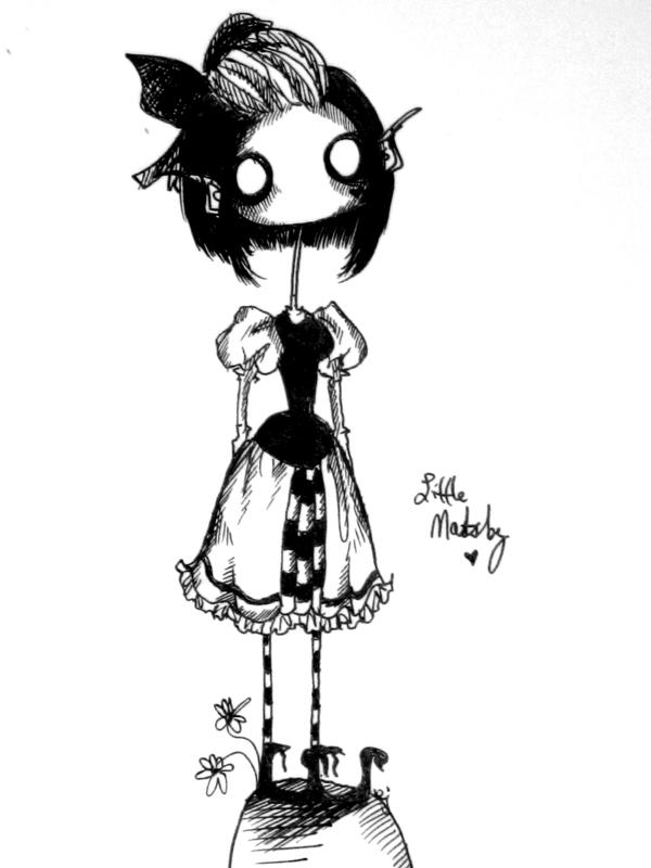 The Little Matsby by KennedyxxJames